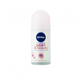 Nivea Imported Pearl & Beauty Anti Perspirant Deodorant Roll-on - For Women  (50 ml)