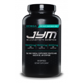 JYM Omega Supplement Science