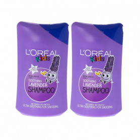 L'Oreal Kids Imported Soothing Lavender Shampoo (250Ml-Combo)
