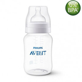 Philips Avent 260ml Classic Plus Feeding Bottle (Single Pack)