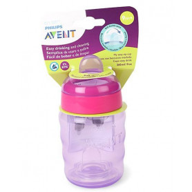 Philips Avent Classic Spout Cup Purple - 260 ml