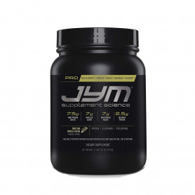 JYM Supplement Science, PRO JYM, An optimal Blend of Whey, Casein, and Egg Proteins, Tahitian Vanilla Bean, 2lb Protein