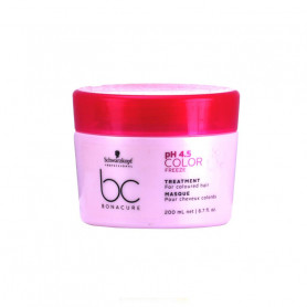 Schwarzkopf Professional Bc Ph4.5 Color Freeze Treatment, Pink, 200 ml