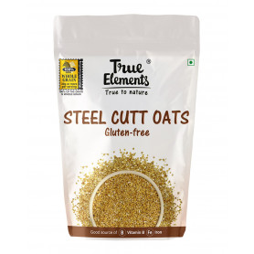 True Elements Steel Cut Oats Gluten Free 500gm