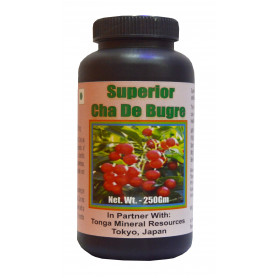 Tonga Herbs Superior Cha De Bugre Tea - 250 Gm (Buy Any Supplement Get The Same 60ml Drops Free)