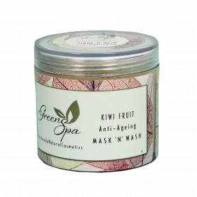 Greenspa Kiwi Fruit Anti Ageing Mask n Wash 100gm