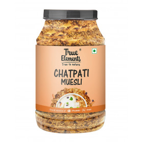 True Elements Chatpati Muesli 1000gm