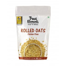 True Elements Rolled Oats 500gm