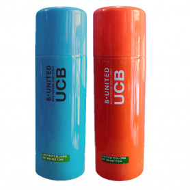UCB B United Deodorant 200ml -Combo Pack