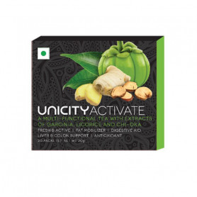 Unicity Activate - Multi Functional Tea- 20 Gm