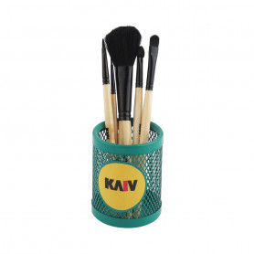 Kaiv Set Of 5 Make-Up Brushes (Pack of 5)