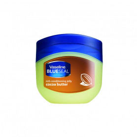Vaseline Imported Blueseal Cocoa Butter Rich Conditioning Jelly -100Ml
