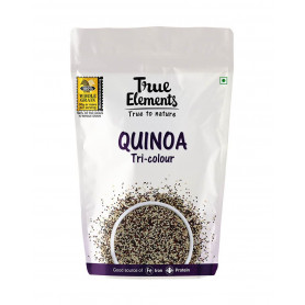 True Elements Tri Colour Quinoa 500gm