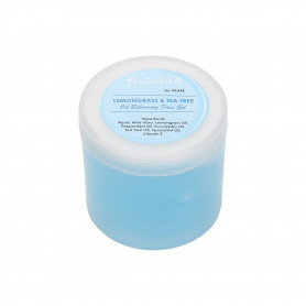 Fuschia Oil Balancing Face Gel -  Lemongrass & Tea Tree 100g