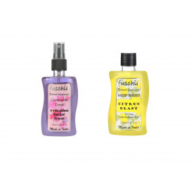 Fuschia Makeup Remover & Facial Toner Combo - 100ml