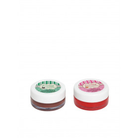 Fuschia – Strawberry & Chocobutter Lip Balm Combo 16gm