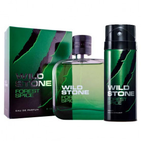 Wild Stone Forest Spice Perfume 50ml And Deodorant 150ml