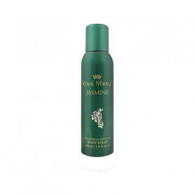Royal Mirage Jasmine Body Deodorant Spray - For Men & Women  (200 ml)