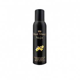 Royal Mirage NIGHT Perfume Body Spray - For Men  (200 ml)