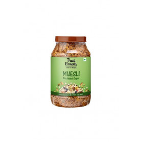 True Elements No Added Sugar Muesli 1000gm