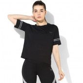 Silvertraq Women's Reflector Tee - Black