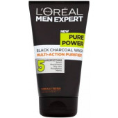 L'Oreal Paris Men Expert Pure Power Daily Charcoal Face Wash  (150 ml)