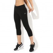 Silvertraq Women's Athletic Capri - Black
