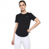 Silvertraq Women's Breezy Tee - Black