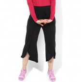 Silvertraq Women's Yoga Tulip Pants - Black