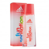 Adidas Fun Sensation Eau De Toilette For Women (50 ml)