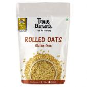 True Elements Rolled Oats Gluten Free 500gm