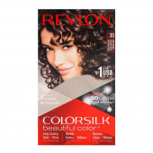 Revlon ColorSilk Beautiful Hair Color No - 30 Dark Brown