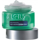 Lotus Professional Phyto-Rx Skin Renewal Anti-Ageing Night Creme 50gm