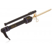 Hot Tools HT1106 Micro Mini Professional Marcel Curling Iron with Multi Heat Control, 3/8 Inches