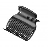 Black : Conair Hot Roller Super Clips, Black