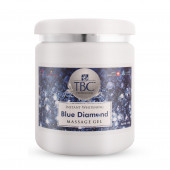 TBC Pro Blue Diamond Massage Gel 400gm