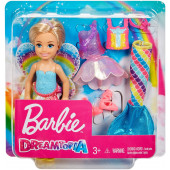 Barbie Rainbow Cove Chelsea Dress Up, Multi Color