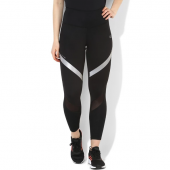 Silvertraq Women's Reflector 7/8 Leggings - Black