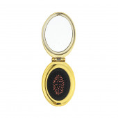 Kaiv Compact Fold Mirror With Hair Brush