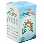 Nature Sure™ Lungs Pure Capsules – Protection Against Pollution, Smoke & Respiratory Toxins
