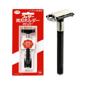Feather Double Edge Razor Popular With 2 Blades - MADE IN JAPAN