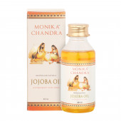 Monika Chandra 100% Natural Organic Jojoba Oil - 100 ml