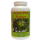 Tonga Herbs Arjun Chal Extract Powder - 200Gm (Buy Any Supplement Get The Same 60ml drops Free)