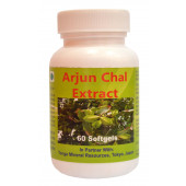 Tonga Herbs Arjun Chal Extract Softgel - 60 Softgels (Buy Any Supplement Get The Same 60ml Drops Free)