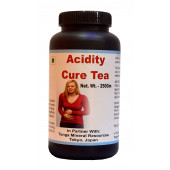 Tonga Herbs Acidity Cure Tea - 250 Gm (Buy Any Supplement Get The Same 60ml Drops Free)