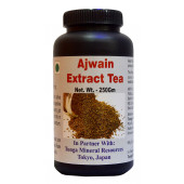 Tonga Herbs Ajwain Extract Tea - 250 Gm (Buy Any Supplement Get The Same 60ml Drops Free)