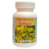 Tonga Herbs Agrimony Softgel - 60 Softgels (Buy Any Supplement Get The Same 60ml Drops Free)