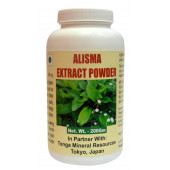 Tonga Herbs Alisma Extract Powder - 200Gm (Buy Any Supplement Get The Same 60ml drops Free)