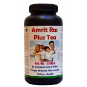 Tonga Herbs Amritras Plus Tea - 250 Gm (Buy Any Supplement Get The Same 60ml Drops Free)