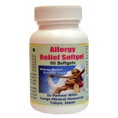 Tonga Herbs Allergy Relief Softgel - 60 Softgels (Buy Any Supplement Get The Same 60ml Drops Free)